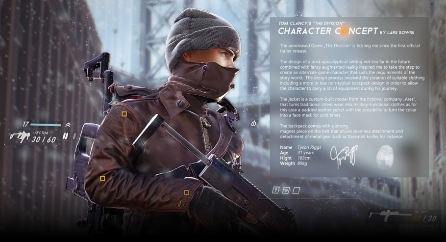 The Division Character