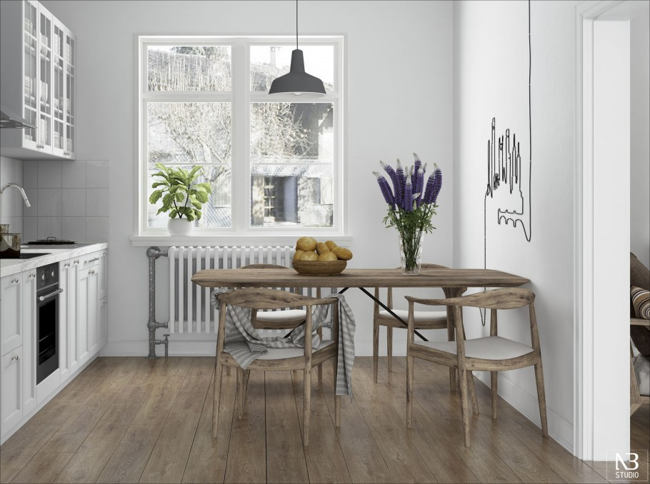 Apartment - Scandinavian