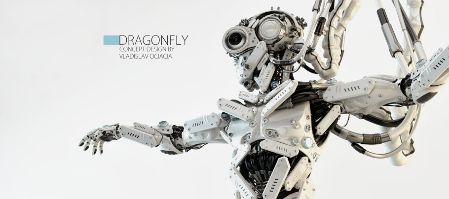 Robot Dragonfly