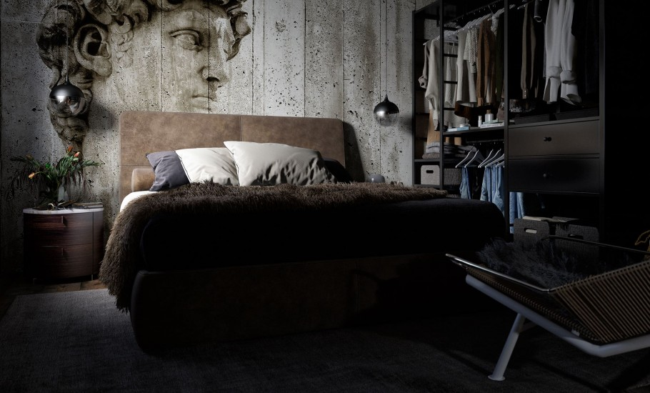The Dark Bedroom