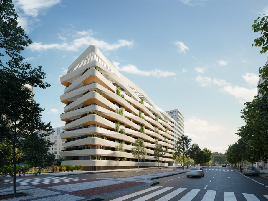 Residential In Madrid