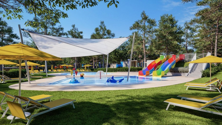 Camping Resort In Porec