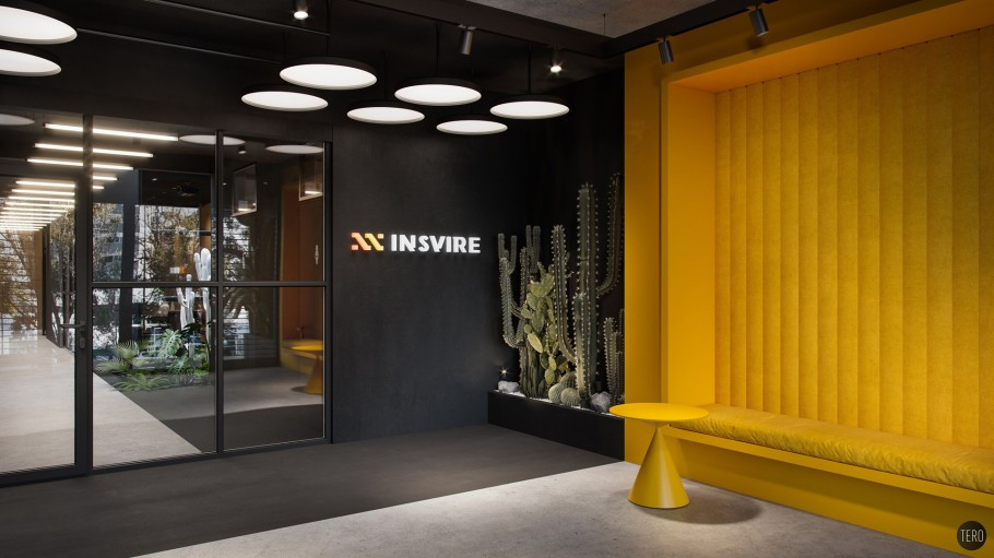 Insvire Company Office