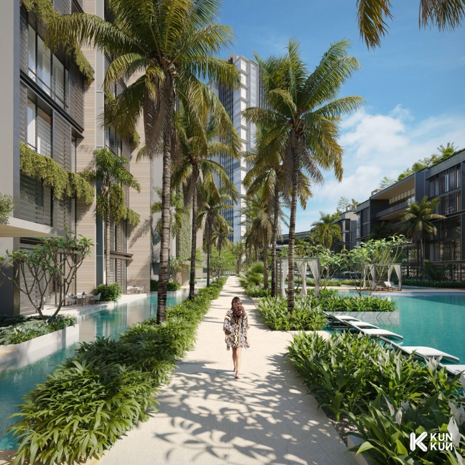 Golf Residences by DP