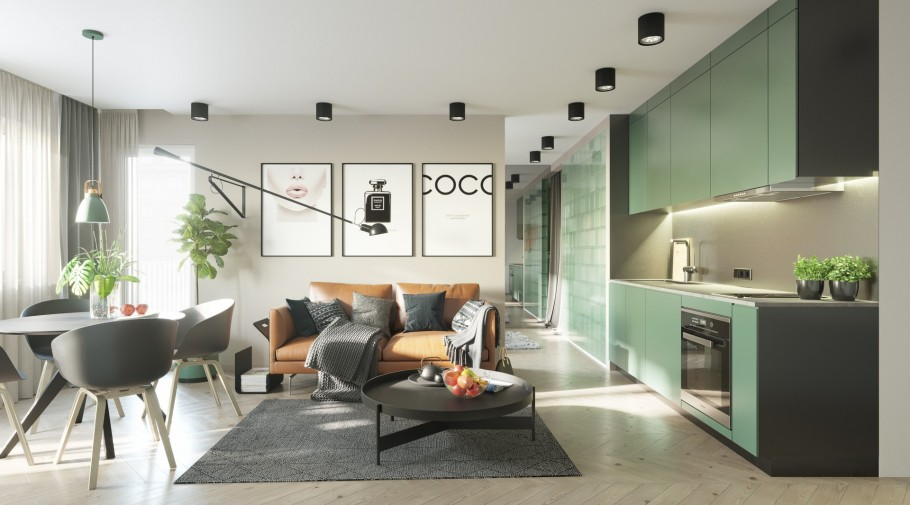 Apartment in Krakow