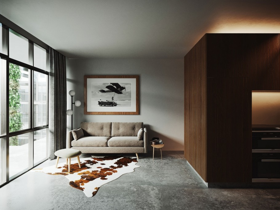 Alcantara Lofts
