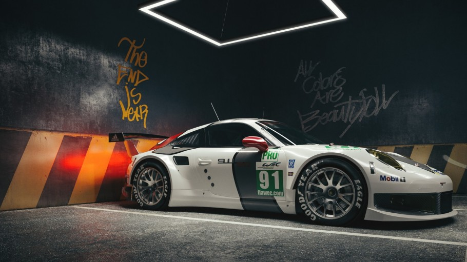 Porsche - The End Is N