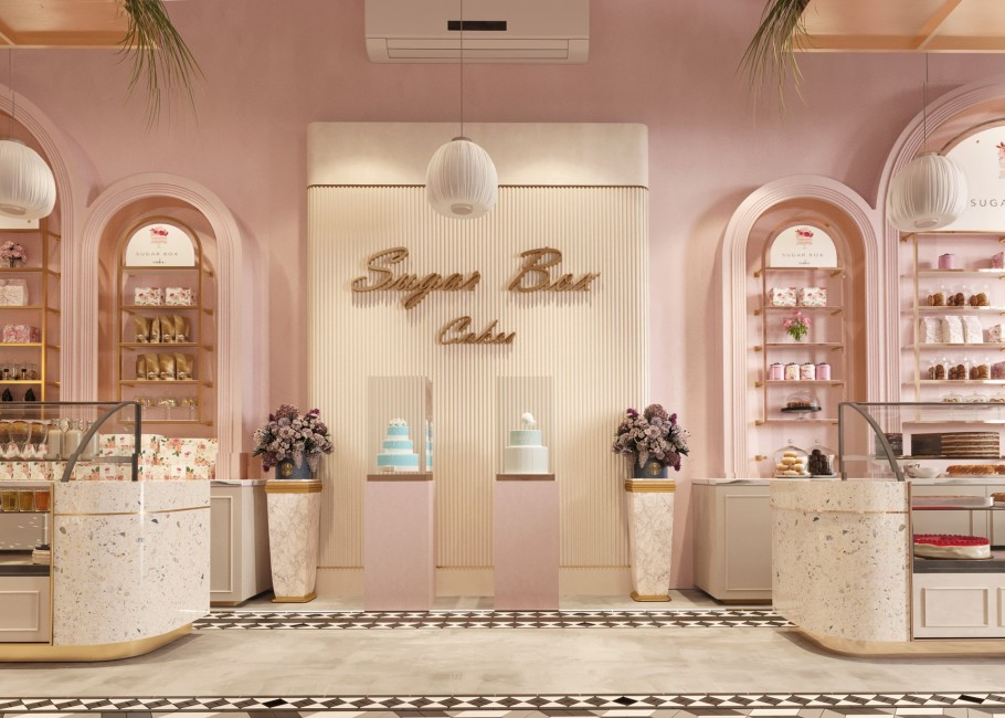 Sugar Box Cake Shop