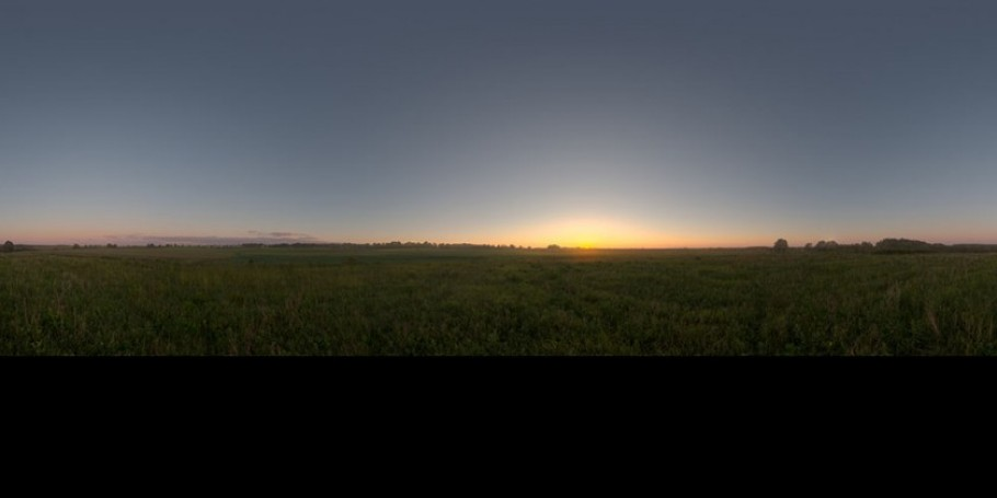 VWArtclub - Summer sunset