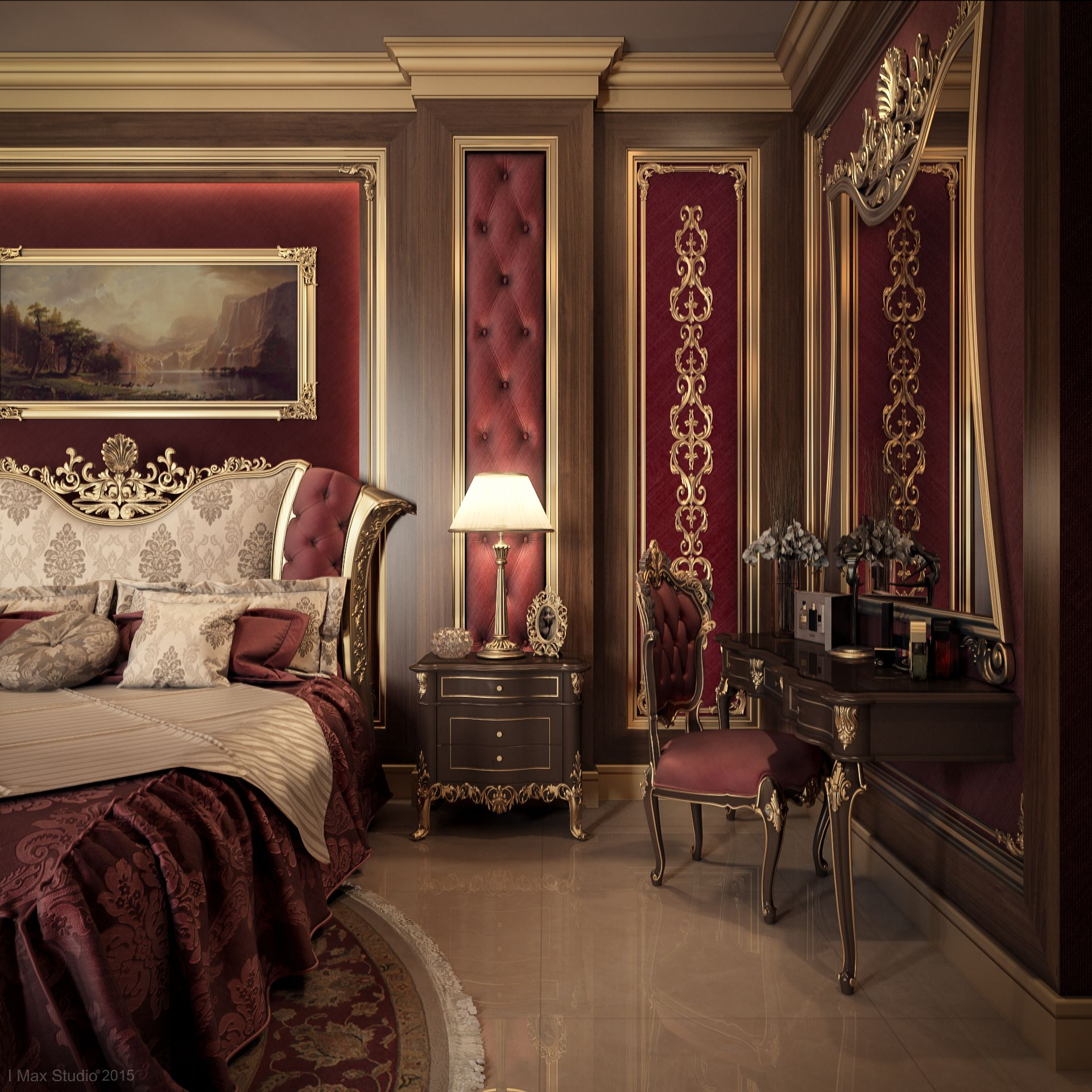 Vwartclub classical arabic design for Learn interior design