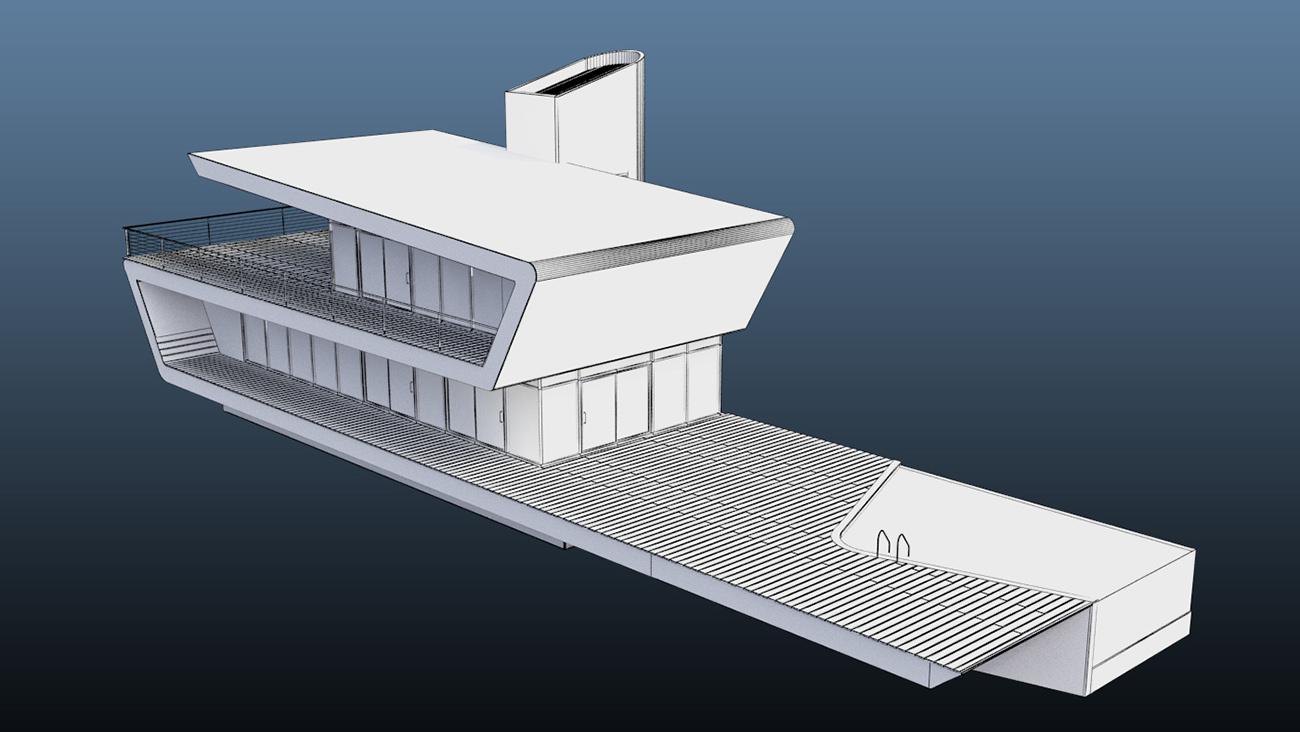 Vwartclub z house for 3d house model maker