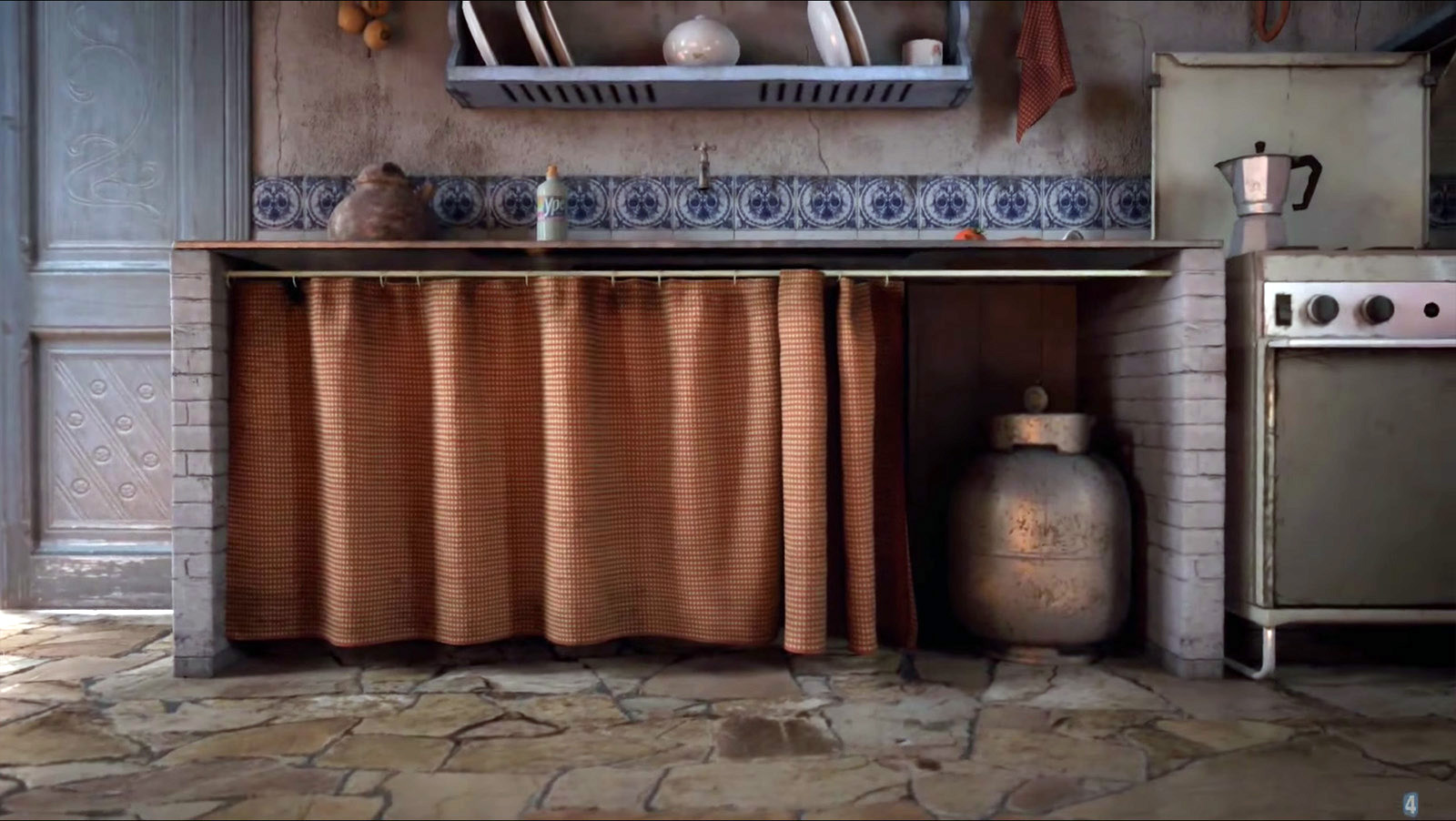 VWArtclub - Old Brazilian Kitchen