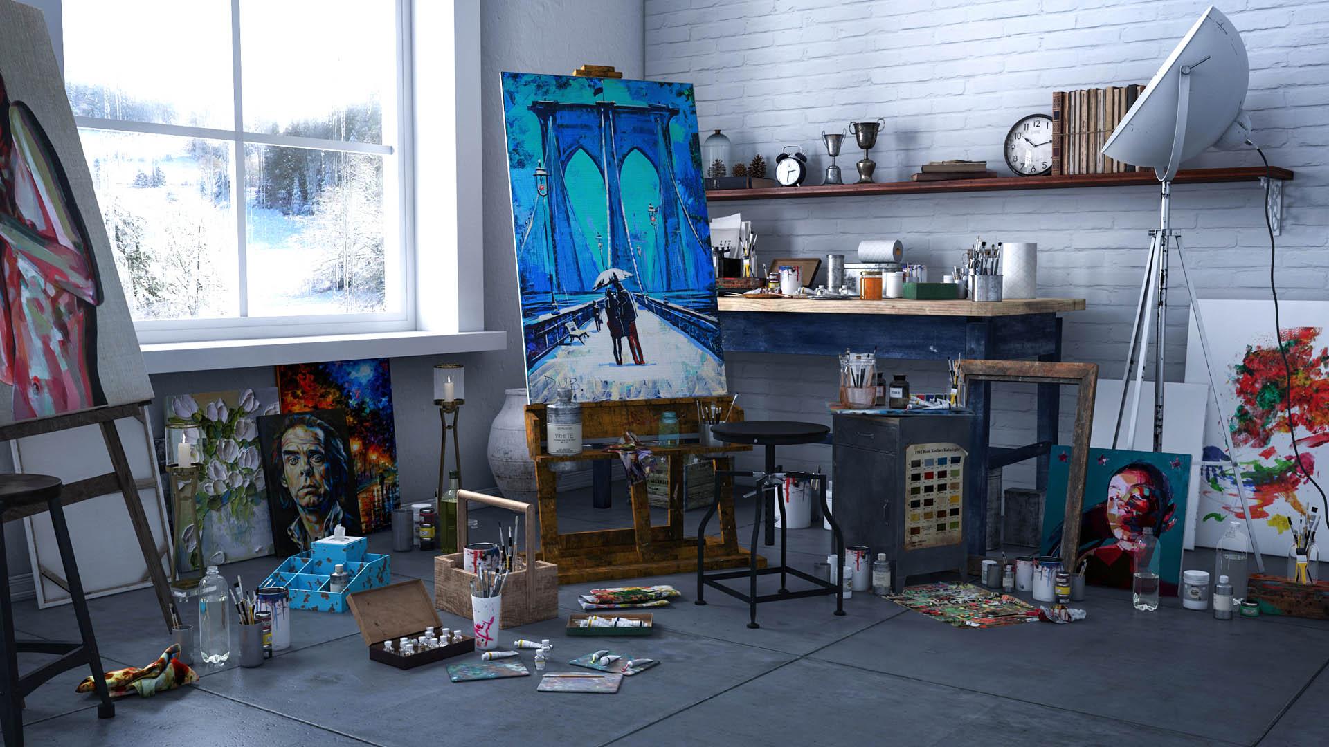 Vwartclub Artist Room