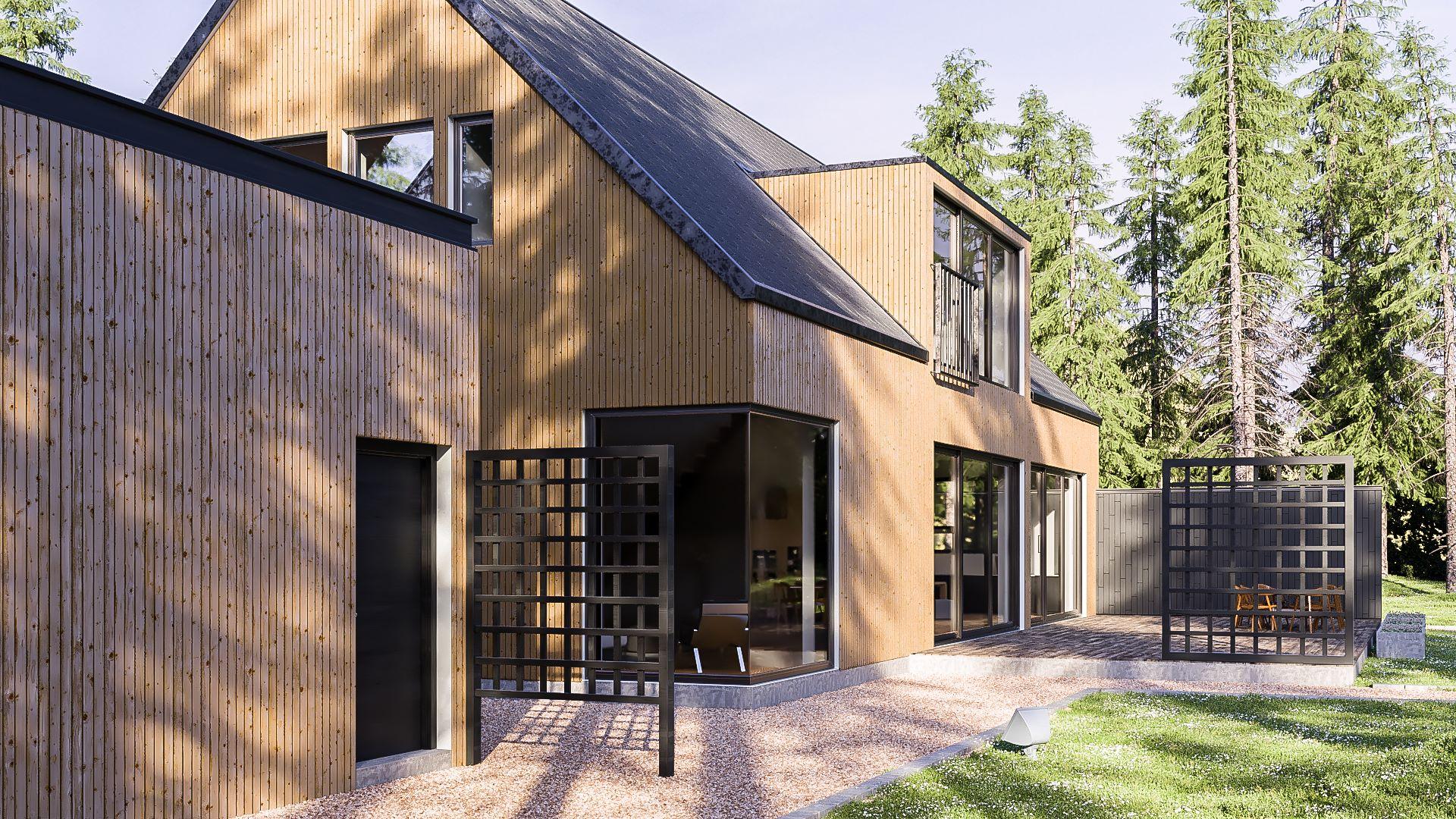 Vwartclub Scandinavian House