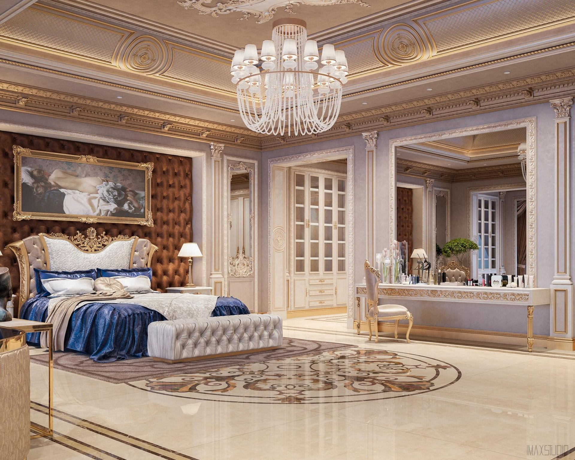 Vwartclub Royal Master Bedroom