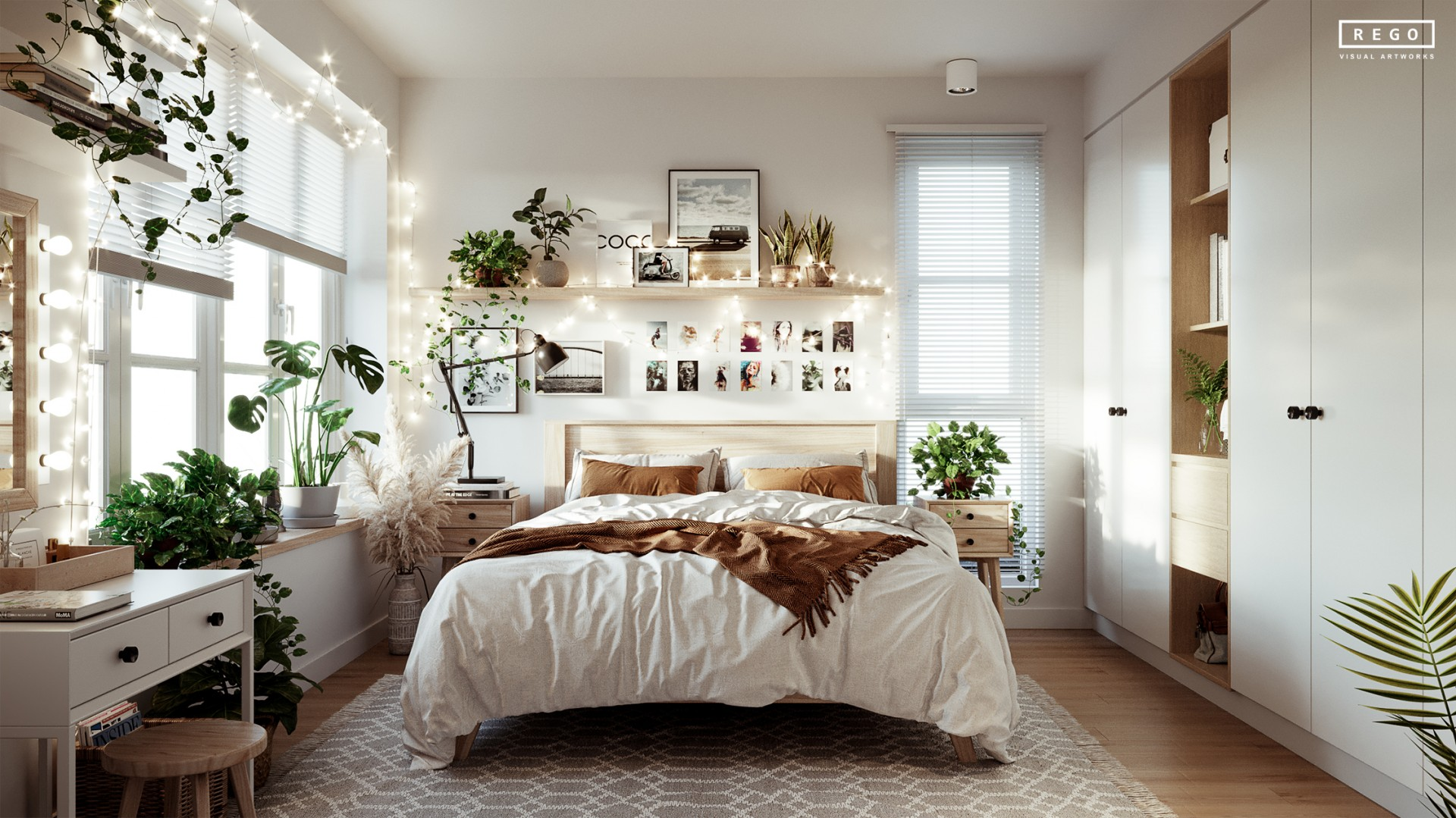 Vwartclub Aesthetic Bedroom