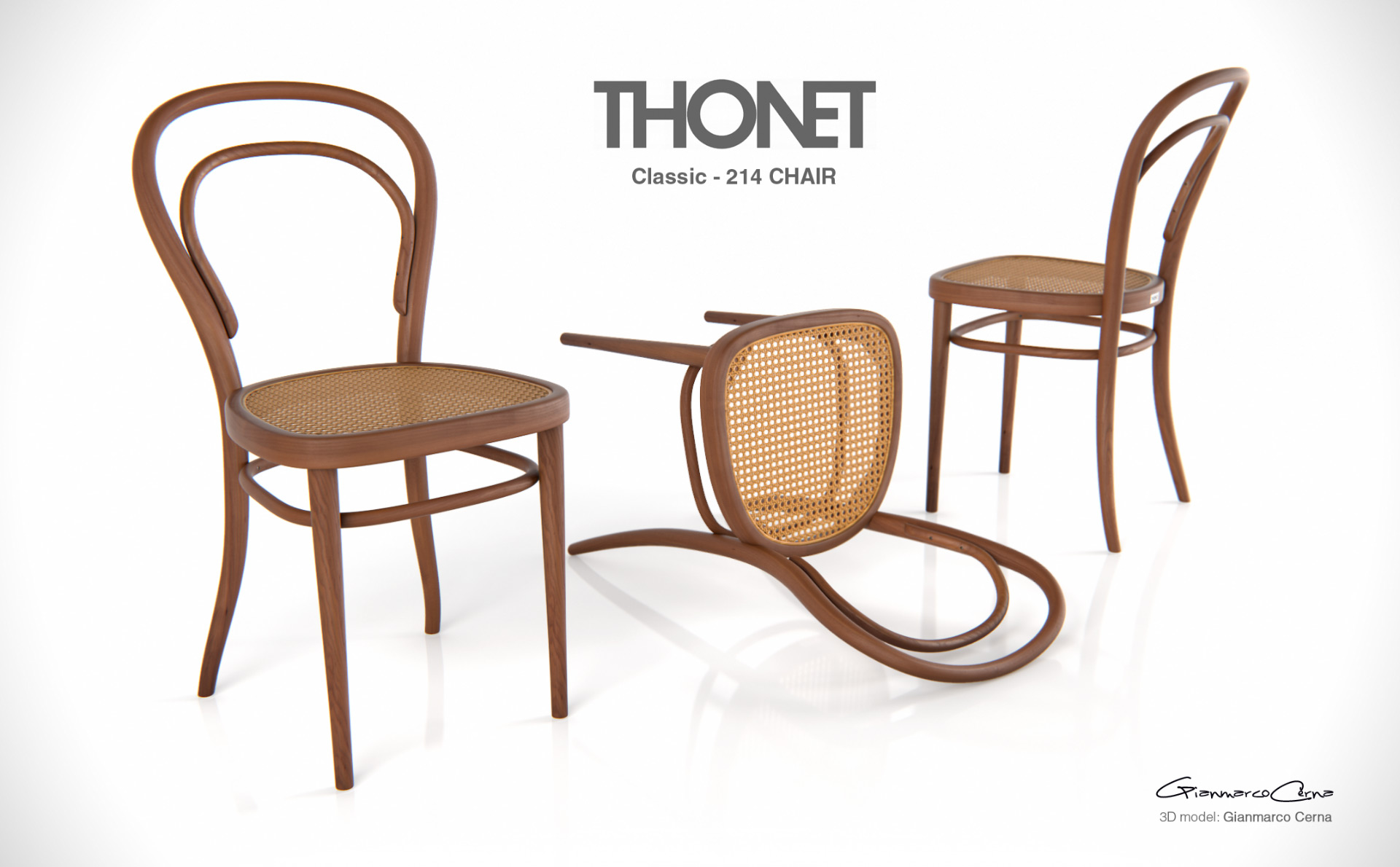 Vwartclub Thonet Chair 214 To